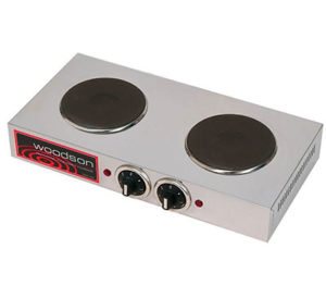 Woodson Double Boiling Hot Plate - W.BPD20