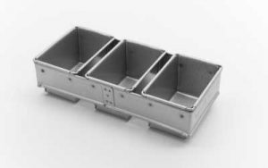 Bread Pan 3 Strap 340g - BP340/3