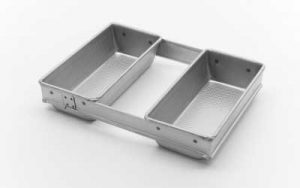 Bread Pan 2 Strap 700g - BP501/2