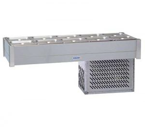 Roband Cold Bain Marie Double Row- BR24