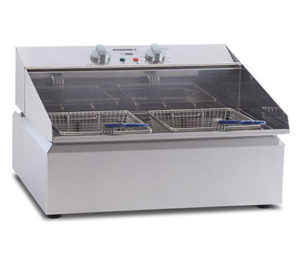Roband Frypod Fryer FR111 - Single Pan 11 Litre Tank