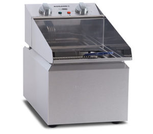 Roband Frypod Fryer FR18 - Single Pan 8 Litre Tank