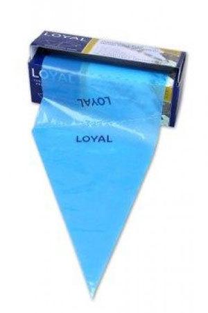 Boxed Disposable Bags Blue 30cm