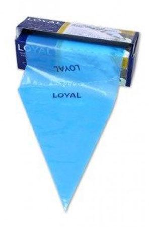 Boxed Disposable Bags Blue 46cm