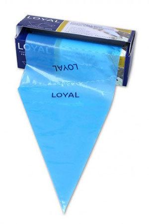 Boxed Disposable Bags Blue 55cm