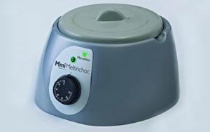 Chocolate Melting Machine Metallic Grey - MTMC09G