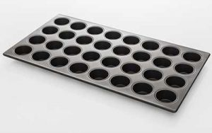 Regular Muffin Tray 32 Cups - MT70/16T