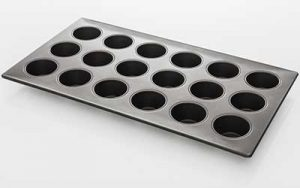 Texas Muffin Tray 18 Cups - MT88/16T