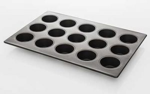 Texas Muffin Tray 15 Cups - MT88EUT