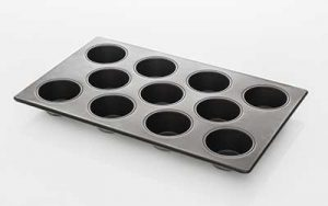 Texas Muffin Tray 11 Cups - MT88GNT