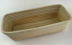 Rattan Proofing Basket Long 24cm
