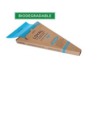 Biodegradable Disposable Bags Blue 30cm