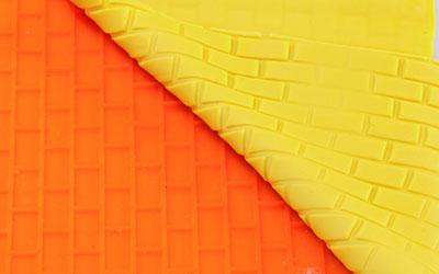Silicone Mat - Brick Design