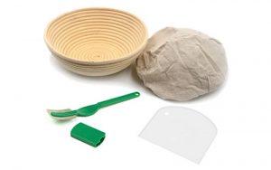 Banneton Basket Gift Box - Round 23cm