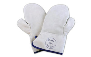 Loyal/Brickman Leather Mitts