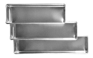 Bar Tin 10 x 3 inch - TBAR10 - 2 ONLY AVAILABLE