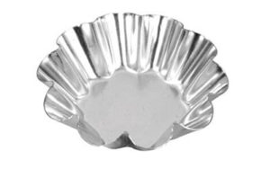 Brioche Mould Fluted - BT22708
