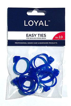 Easy Ties Pack of 10